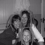 Having fun in Lizzies Attic!