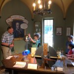 Ben Franklin's Electricity Party