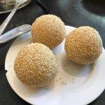 Sesame Balls - BK Bistro Chinese Restaurant in Fremont