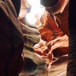 Foto di Antelope Canyon