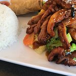 Lunch Special Teriyaki Chicken2