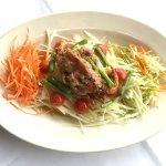 Papaya Salad Soft Shell Crab