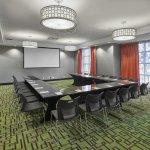 Meeting Room, U-Shape Setup
