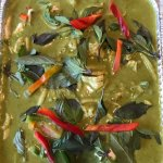 Red Curry Party Tray