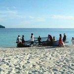 Foto di Paras Beach Resort