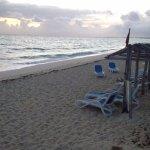Playa....muy temprano