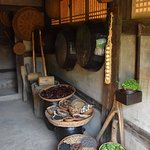 Korean Folk Village Foto