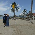 Us On Beach