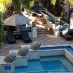 Swim area Sebel