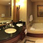 Bathroom with SPA