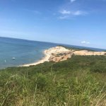 Breathtaking Aquinnah - it's worth the drive to this unbelievably beautiful town