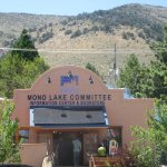 Mono Lake Commitee Information Center & Bookstore, Lee Vining, Ca