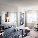 Dallas Marriott Suites Medical/Market Center Foto