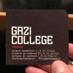 Φωτογραφία: Gazi College