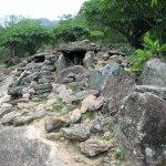 The dolmen (pre-historic grave)