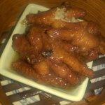pattes de poulet