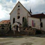 Capuchin Church, Skofja Loka