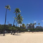 Ala Moana Beach Park Foto