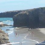 Foto di As Catedrais Beach