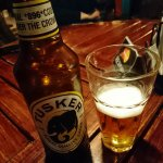 Local Tusker beer... Must try
