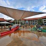4 water slides