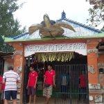 Turtle island entrance