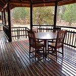 Bush Lodge Unit Patio
