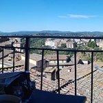 panorama dal terrazzino della cucina