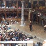 Photo of Shakespeare's Globe Theatre