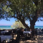 Photo of Roussos Beach Bar Restaurant