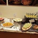 Indimenticabile buffet di Ferragosto