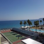 Photo de Avra Beach Resort Hotel - Bungalows