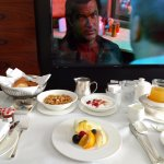 Hell they even offered me a breakfast with Steven Seagal lol