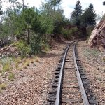 The run out of Cripple Creek