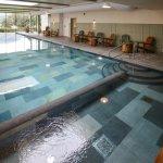 Swimming pool in Swim Club