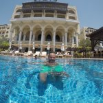 Foto de Shangri-La Hotel, Qaryat Al Beri, Abu Dhabi
