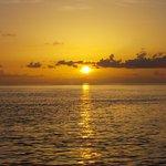 Great sunset!