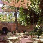 Foto de Cafe Jardin Majorelle Marrakech