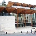 Auckland Art Gallery - Main Entrance