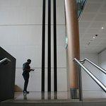 Inside Auckland Art Gallery