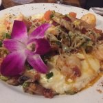 Decadent Shrimp and Grits