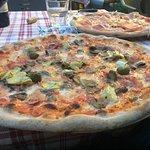 mmmh delish pizza