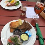 Skagen Bryghus Restaurant Foto