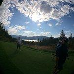 The Ridge Course, Overlooking Okanagan Lake