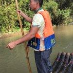 Photo of Bamboo Rafting