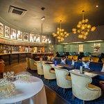 Champagne Reception Lobby Bar