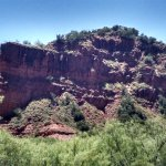 Caprock Canyon- what a wonderful drive through the park.