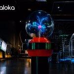 En la zona de alta tensión encontrarás la esfera de plasma creada por Nikola Tesla.