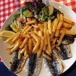 Sardines & Frites