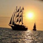 Photo of Sunset Oia Sailing Cruises